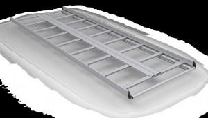 Galerie en aluminium pour Renault master L2H2 par espace VU 0556209658