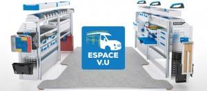 Aménagement de véhicules utilitaires à Bordeaux en Gironde et en aquitaine avec ESPACE V.U sarl